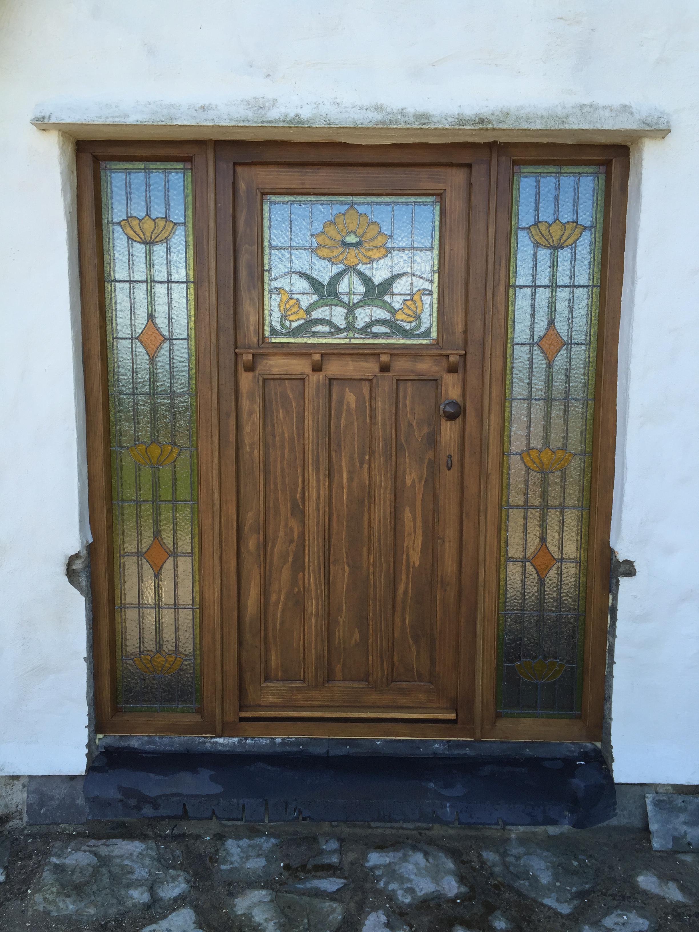 Accoya Doors Kirsten S Workshop